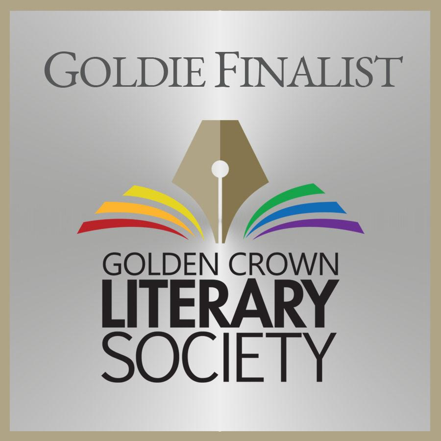 Golden Crown Literary Society Finalist logo